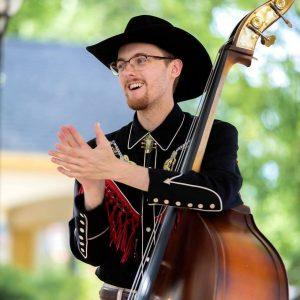 Sam Krempl bass instructor at red dirt music academy